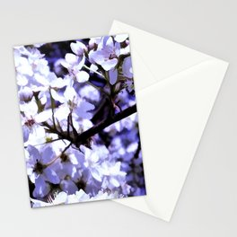 When Spring Arrives Bringing Blossoms Stationery Cards