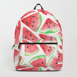 Watermelon slices pattern Backpack