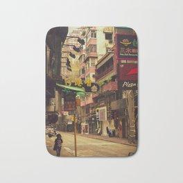 Kowloon Street Bath Mat