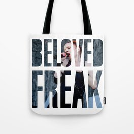 Garbage - 'Beloved Freak' Tote Bag