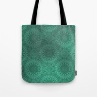 arab Tote Bags featuring Arab color by Sandra Kurasz