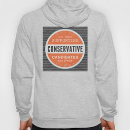 Support Conservatives Hoody