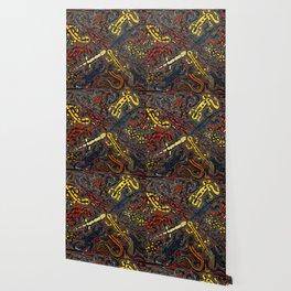 Salamanders Wallpaper