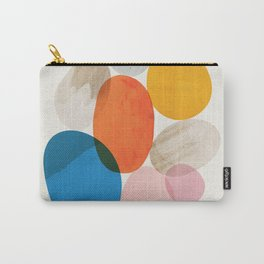 Abstraction_Pebbles_002 Carry-All Pouch