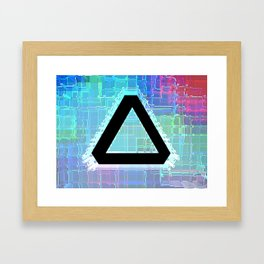 MODERNISM  Framed Art Print