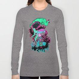 Floating Universe Eater! Long Sleeve T-shirt
