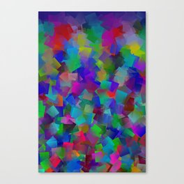 There's no bad weather ... Canvas Print