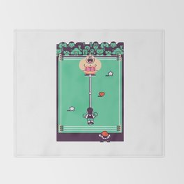 Overworld: Ring Throw Blanket