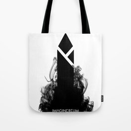 Eye fractal Tote Bag