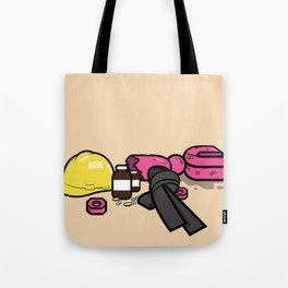 Yoshimi Battles the Pink Robots Tote Bag