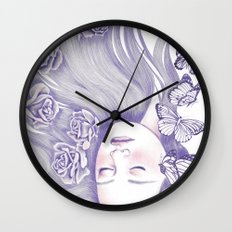 Always Dreamer Wall Clock