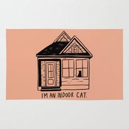 Indoor Cat (house) Rug