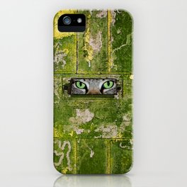 ANSWERED iPhone Case