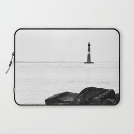 Morris Island Lighthouse Laptop Sleeve