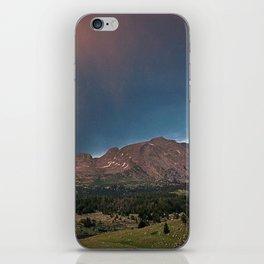 Wind River Range 1970s, Box 3, slide 19 iPhone Skin