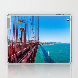 Golden Gate Laptop & iPad Skin
