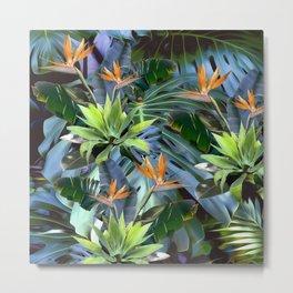 Stretlitzia jungle Metal Print