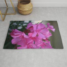 Pink Oleander Bunch Rug