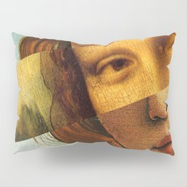 Mona Lisa Pillow Sham
