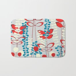 The Wildflowers Bath Mat
