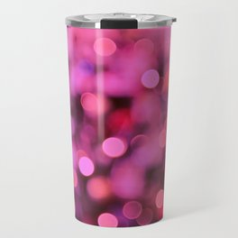 So this is Christmas in pink Travel Mug