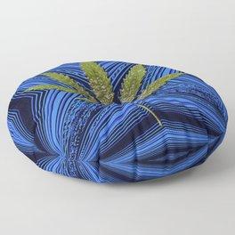 Loving in Blue.... Floor Pillow