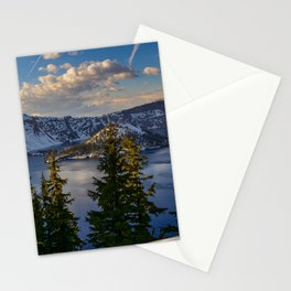 Crater Lake - Spring Stationery Cards