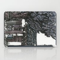 korea iPad Cases featuring South Korea : Gyeongju Guesthouse by Ryan Sumo