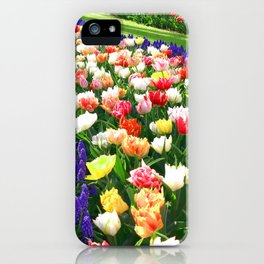 Spring Moment iPhone Case