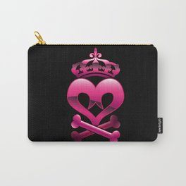 Emo heart Carry-All Pouch