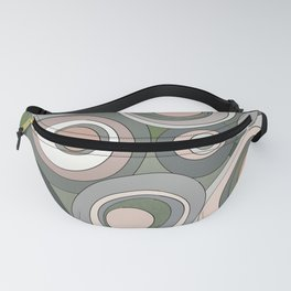 Dream Ovals 7 Fanny Pack