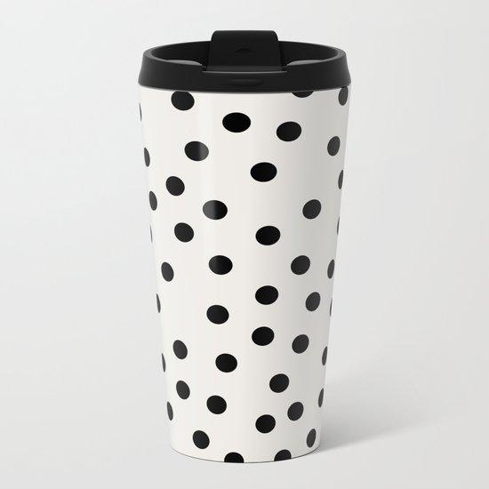 Simple Luxe Metal Travel Mug