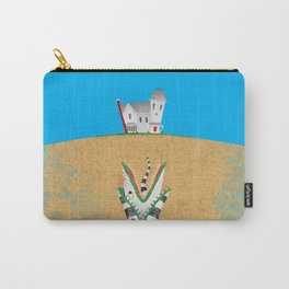 Recently Deceased Carry-All Pouch