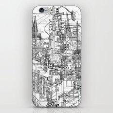 San Francisco! (B&W) iPhone & iPod Skin
