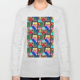 Bauhaus Village Long Sleeve T-shirt