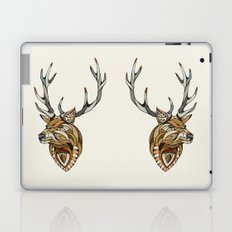 Deer // Animal Poker Laptop & iPad Skin