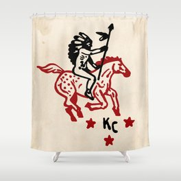Battle Cry  Shower Curtain