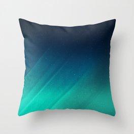 Translucent Sky [ Abstract ] Throw Pillow