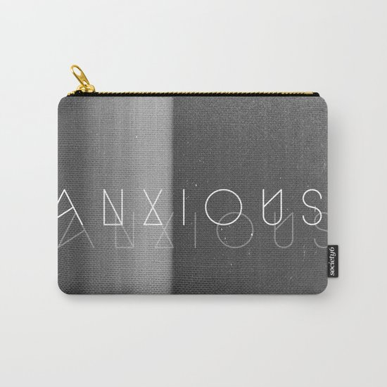 Anxious Carry-All Pouch