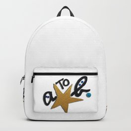 B FOR AGNES B - A STAR TO BE Backpack