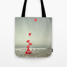 the love towards the sea Tote Bag