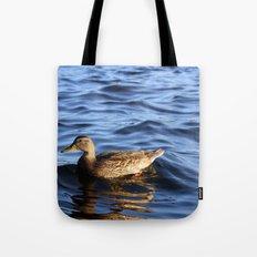 Quack Tote Bag