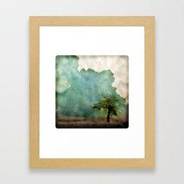 A Tree Apart Framed Art Print