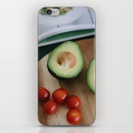 diet life iPhone Skin