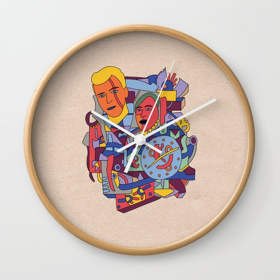 - the council - Wall Clock