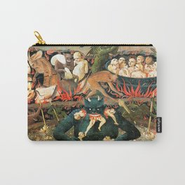 The demon that eats people Carry-All Pouch