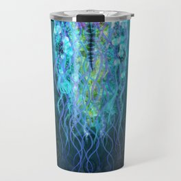 Luminescent Jellyfish Travel Mug