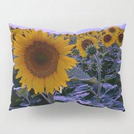 sunflower wonderland Pillow Sham
