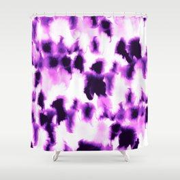 Kindred Spirits Purple Shower Curtain