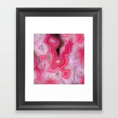 Rosa Stone Framed Art Print